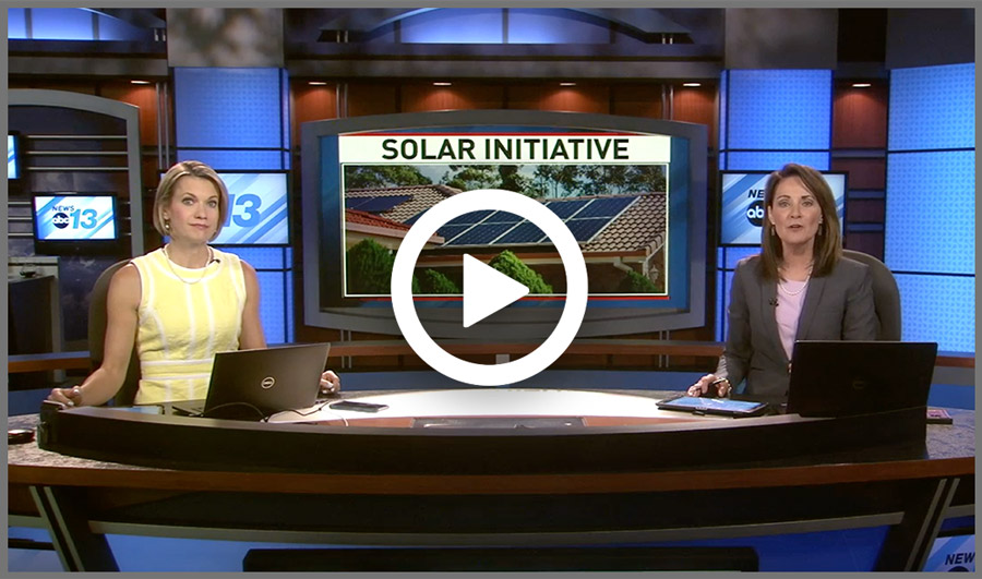 High interest in mountain solar initiative means lower prices